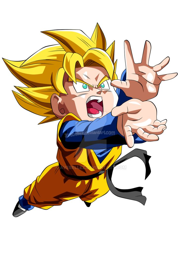290 best Dragon ball character references images on Pinterest