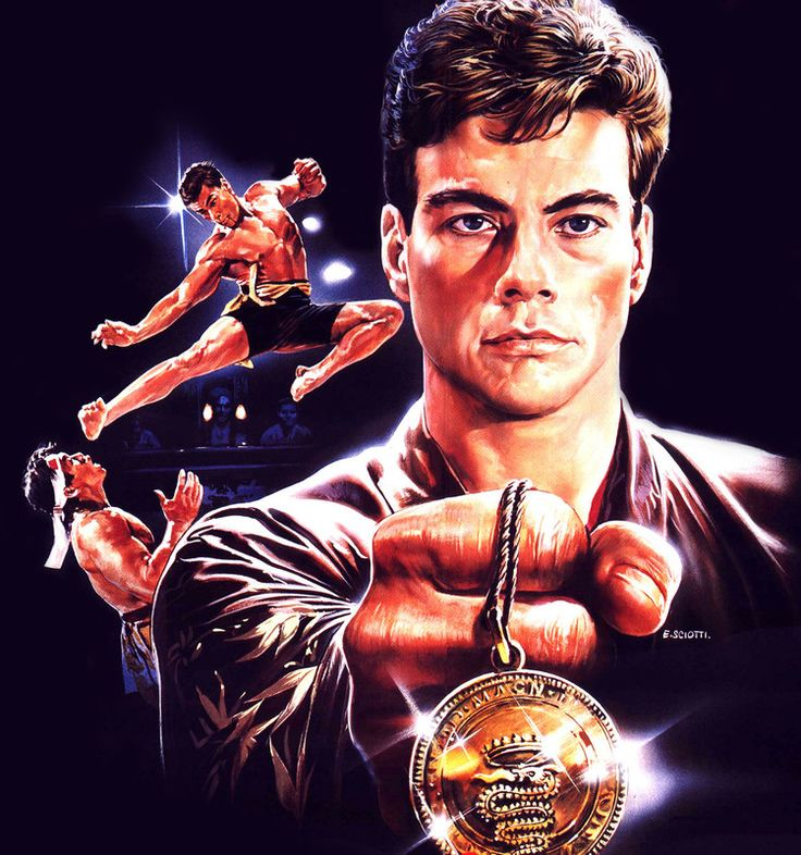 BLOODSPORT Remake Will Be Directed by James McTeigue — GeekTyrant