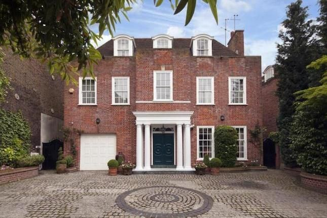 6 bedroom detached house for sale in Acacia Place, St John's Wood, London NW8 - 29410459