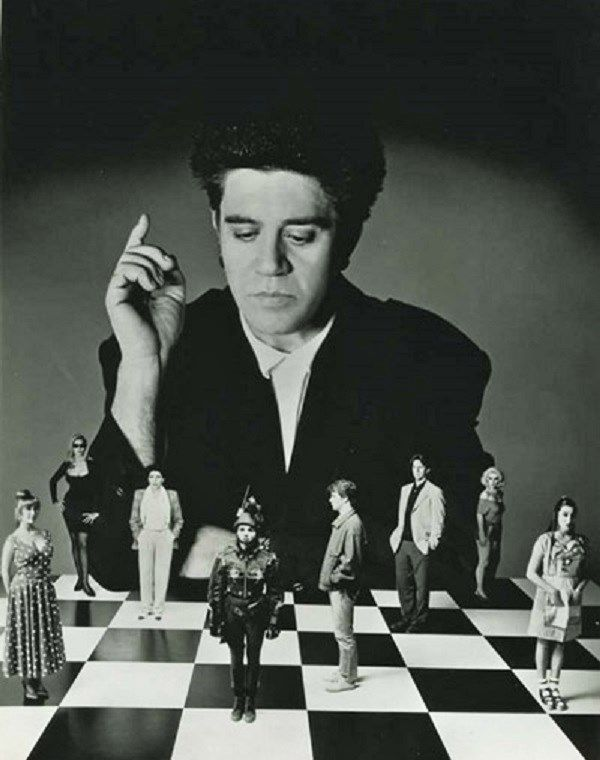 Pedro Almodovar - This man's films are always dramatic but entertaining, never know where the story may twist.