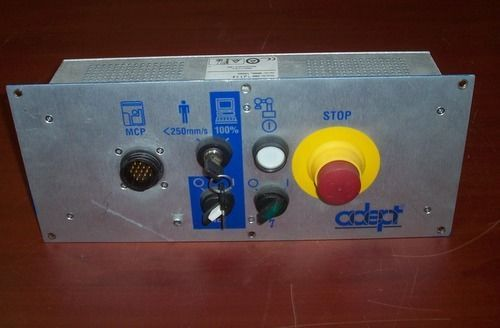 ADEPT 30350-10350  ROBOT  CONTROLLER  INTERFACE  PANEL #ADEPT3035010350