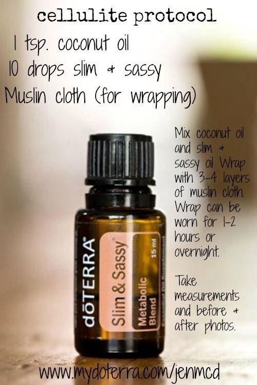 Be Slim and Sassy by summer time! Order yours at www.mydoterra.com/jenmcd