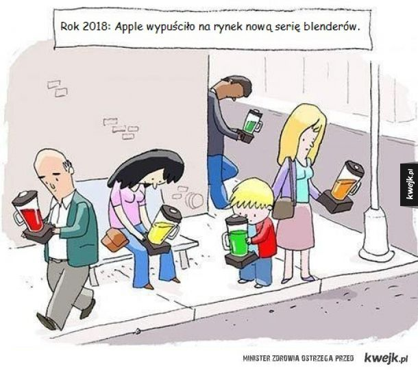 Nowy produkt od apple