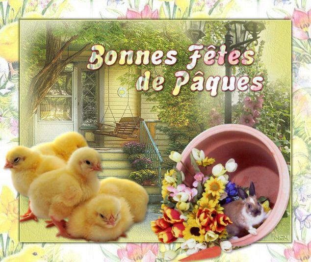 """Résultat de recherche d'images pour """"Bonnes fêtes de Pâques"""""""