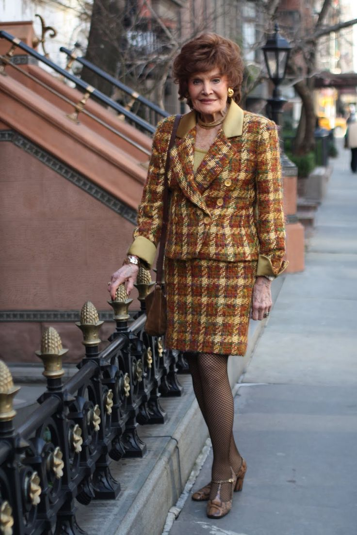 47 best images about Fabulous stylish older ladies on ...