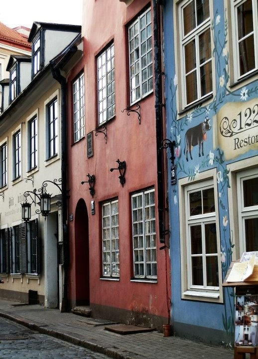 Old town Riga / my photo