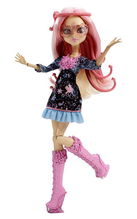 Viperine Gorgon | Monster High Characters | Monster High