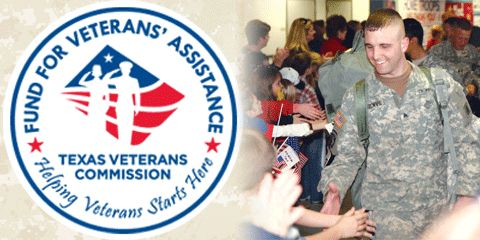 The Texas Veterans Commission: Good resources- Fund for Veterans Assistance Program, beating the VA backlog, resources and information about service or non service related compensation