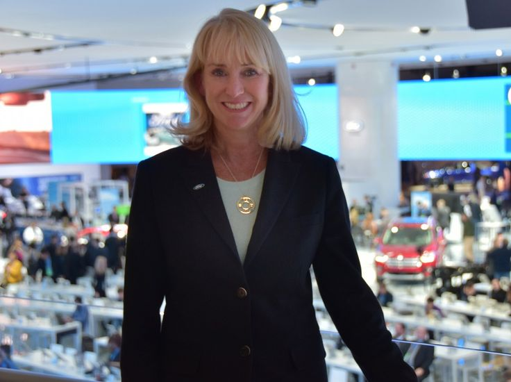Ford Canada CEO Dianne Craig on her past, auto manufacturing in Canada, and, her favorite restaurant