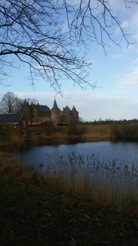 muiderslot castle in amsterdam