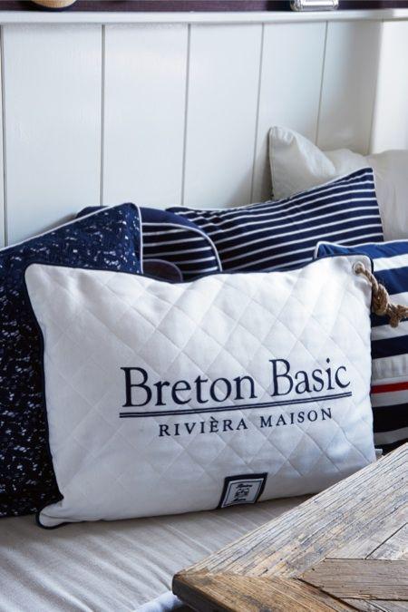 het nieuwe breton basic thema van riviera maison brengt je naar de ruige kustlijnen van bretagne. Black Bedroom Furniture Sets. Home Design Ideas