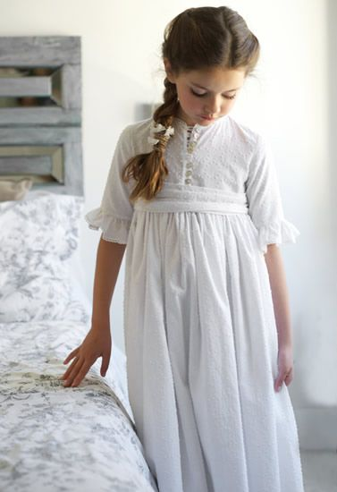 Little Girls Nightgowns. Your little girl will sleep in stylish comfort with a nightgown from Sophias Style. Shop and save on little girl nightgowns, cute girls nightgowns and more!