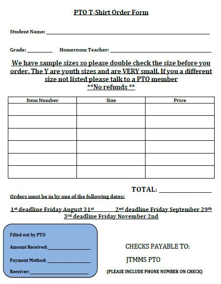 Best  Order Form Ideas On   Order Form Template