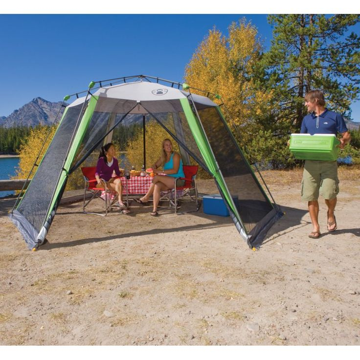 Coleman Instant Screened Canopy - 2000004414