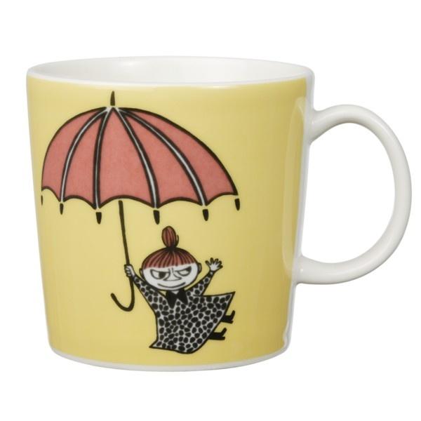 """Little My Moomin Mug, """"icky nikki"""" mug"""