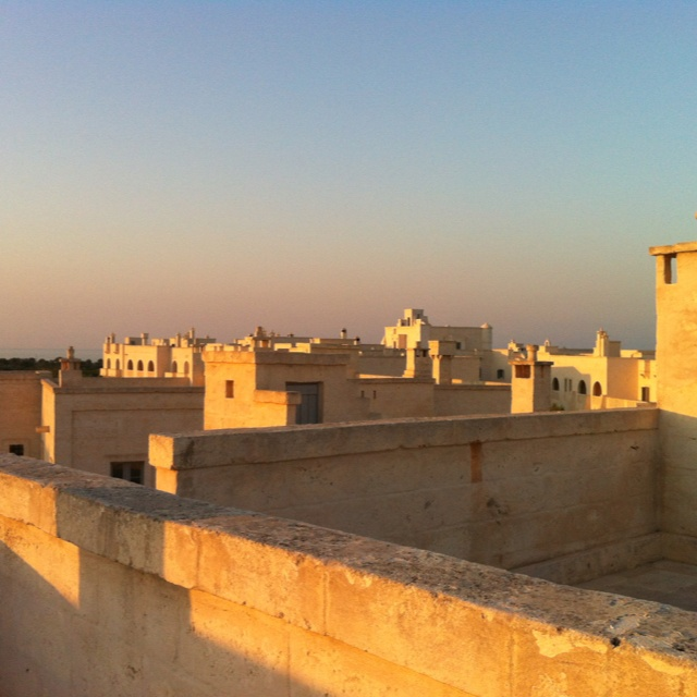 Sunset, Borgo Egnazia Resort