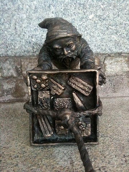 Gnomes of Wroclaw