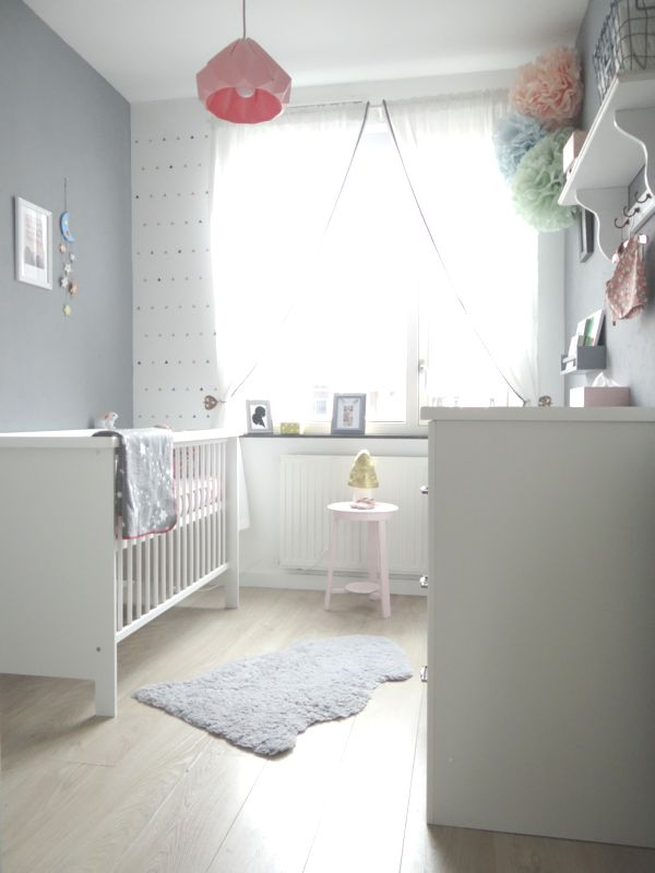 1000+ images about Babykamer meisje on Pinterest  Pastel, Tes and The ...