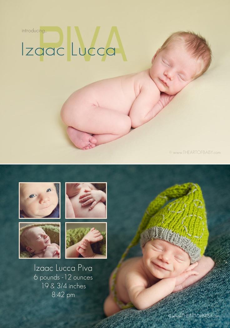 THE ART OF BABY » Custom Newborn Portraits