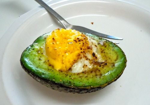 The Baked Avocado and Egg Recipe: We Make the Popular Breakfast Meme - Clean Plate Charlie