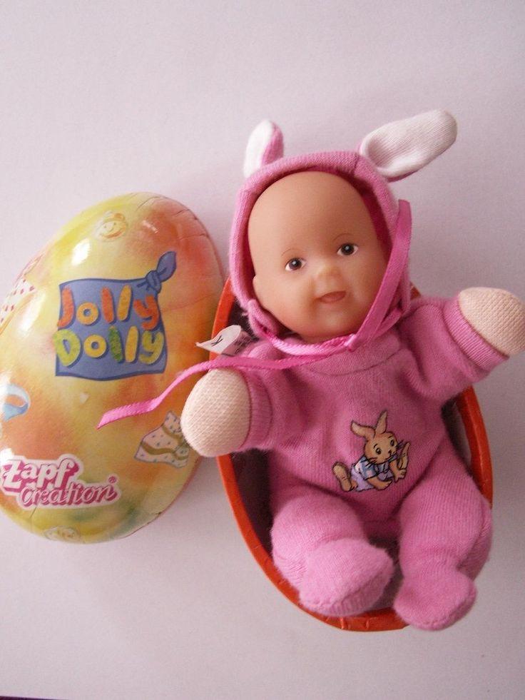 Zapf Creation Puppe Baby Osterhase im Osterei Jolly Dolly Ostern in Spielzeug, Puppen & Zubehör, Babypuppen & Zubehör | eBay!