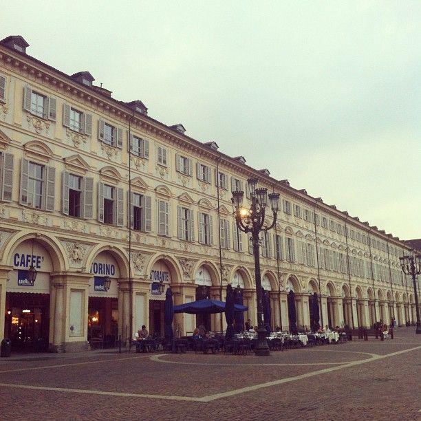 #Turin piazza san carlo