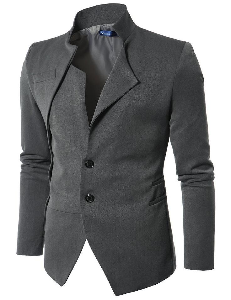 Hot and Edgy Street Wear for the Young Urban Male. Avant Garde Suit of the future. | More Fashion Trends @ rickysturn/mens-casual