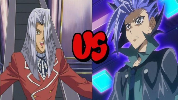 The King of Games Tournament Semifinal: Pegasus vs Yuto (YGOPro)