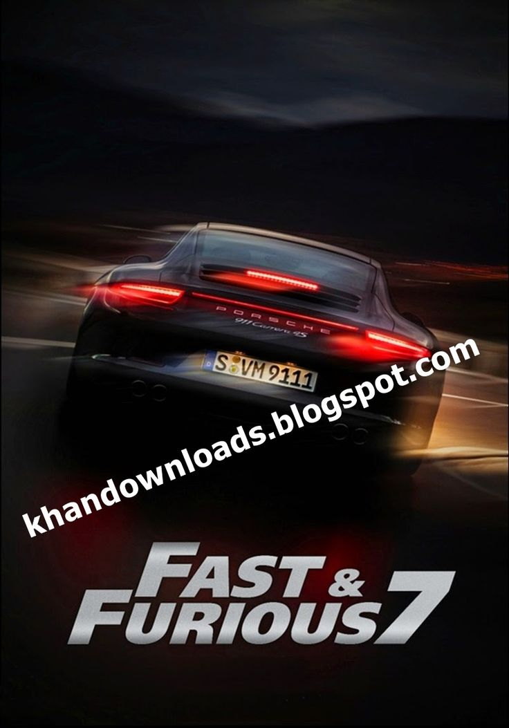 Fast and Furious 7 PC Game Free Download