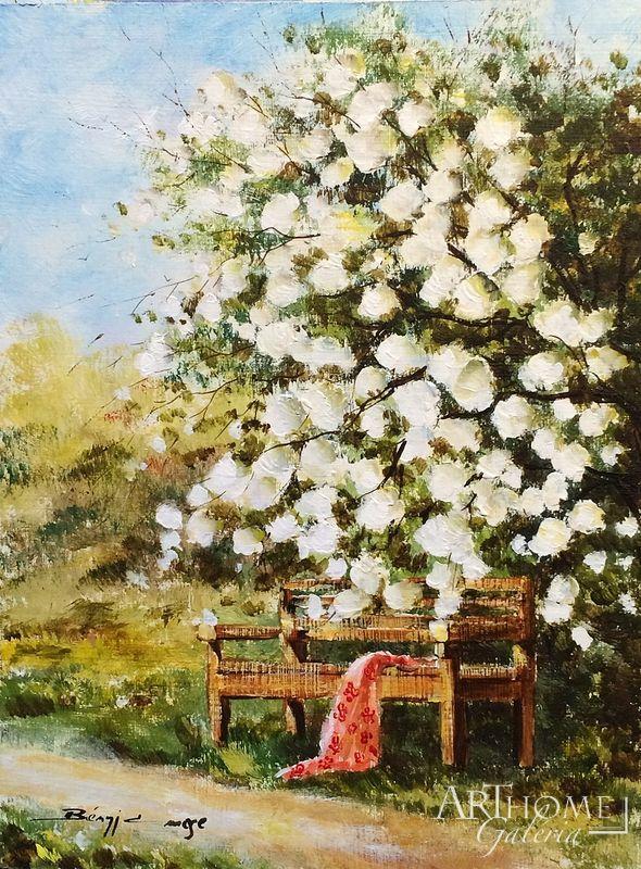 Bényi Emese festmény