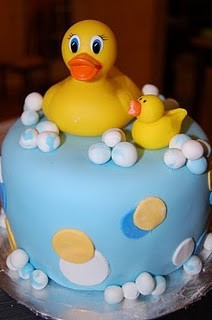 Baby shower cake  - Click image to find more hot Pinterest pins
