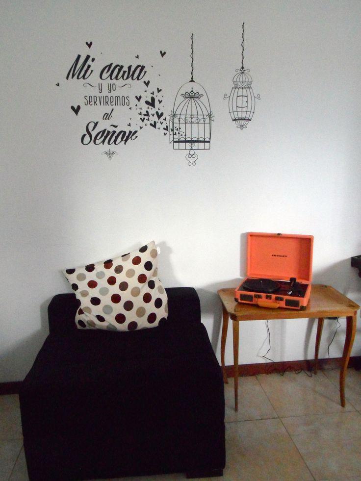 Diseño para sala by. Ma Camila Rojas En Bogotá tel. 3176746222 - 6087286 contactanos@gfdecoraciones.com