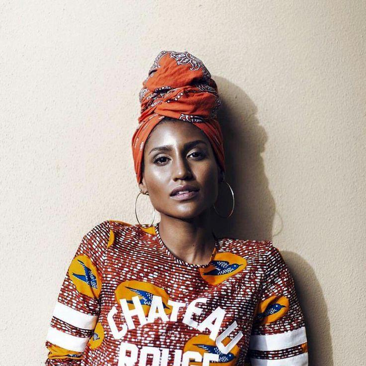 Model: @ lyanip Photo: Geneticboi Designer: Maison Château Rouge   headwrap, turban, style inspiration.