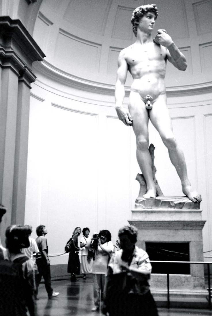 A visit to see the Statue of David should be on your list of things to do in Florence.