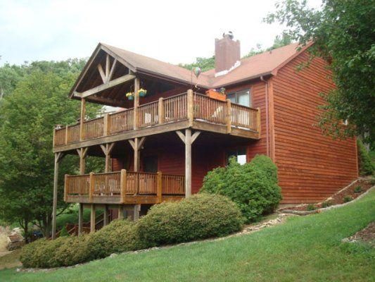 Steele Mountain Retreat - Blue Ridge Mountain Rentals - Boone and Blowing Rock NC Cabin Rentals