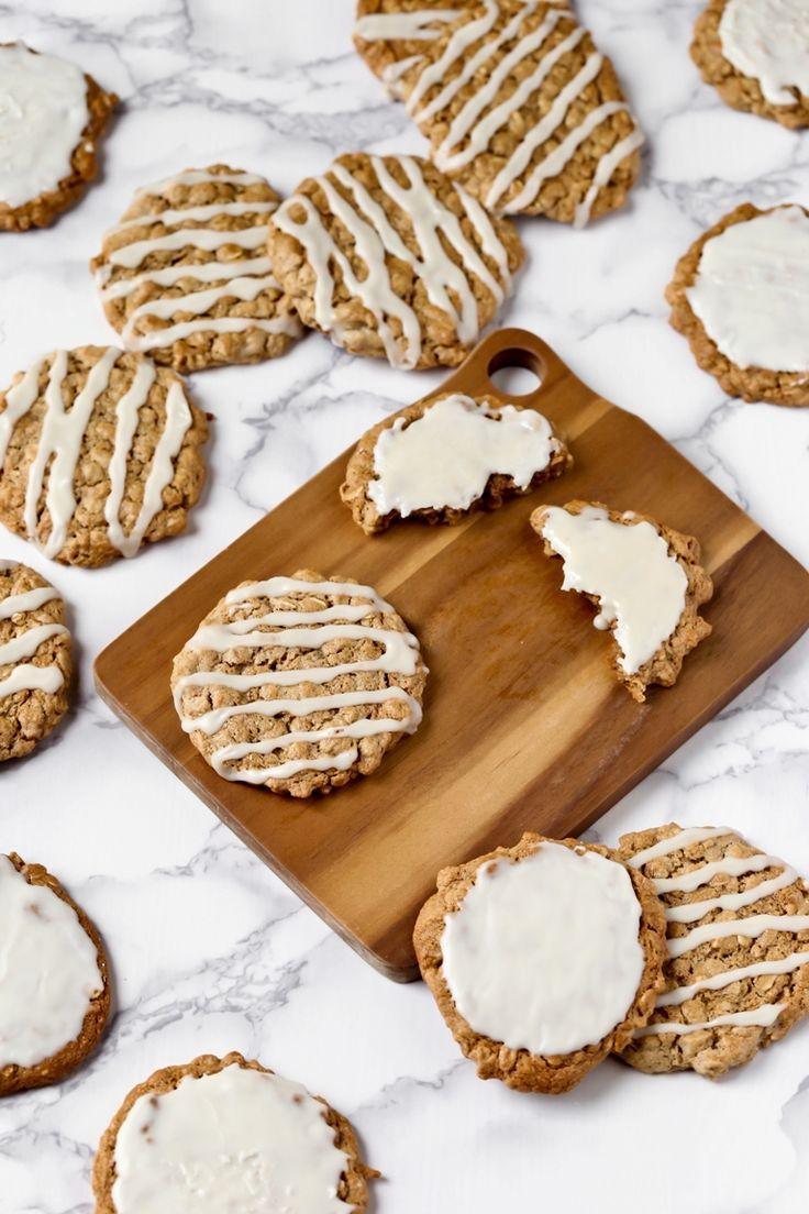 Whole Plant Based Food Oatmeal Cookies