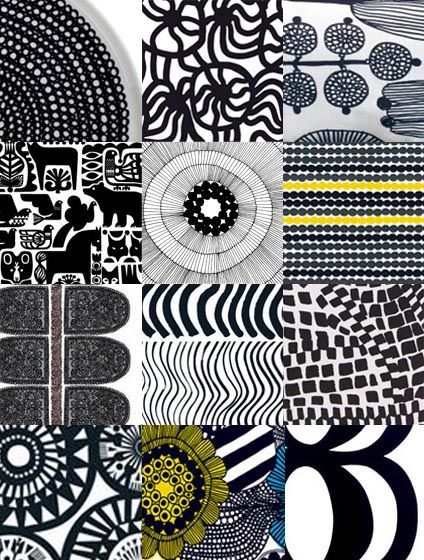 Patterns by Marimekko Finland