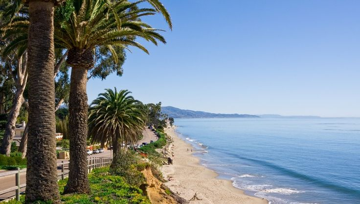 Santa Barbara day trip. List of fun things to do while visiting Santa Barbara and surrounding areas. Sightseeing, wine tasting and relaxing on the beach in beautiful Santa Barbara