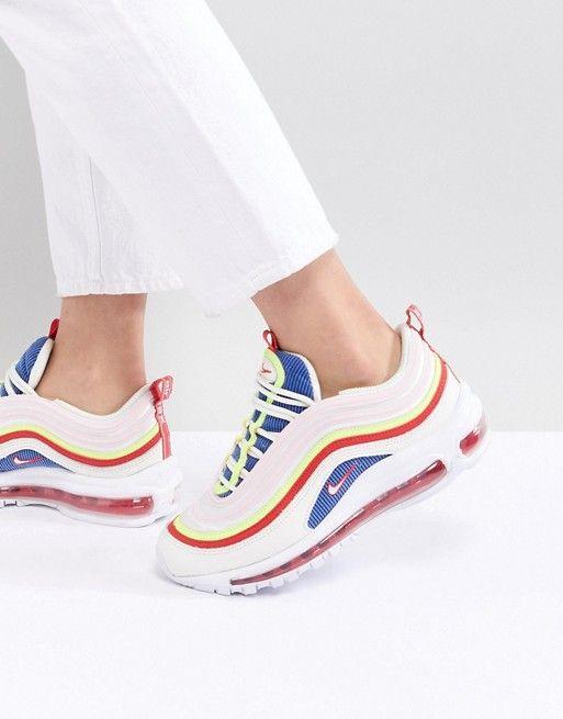 1187f96156f55 Nike Panache Pack Air Max 97 Trainers | rita | Air max 97, Nike ...