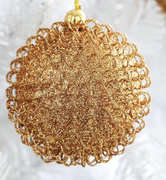 #Gold #Navidad #Deco #Home