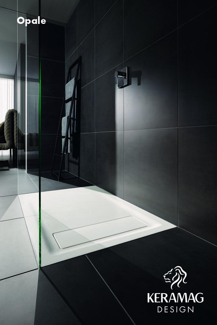 The Opale shower by Keramag Design UK. Find more at: http://www.keramagdesign.com/