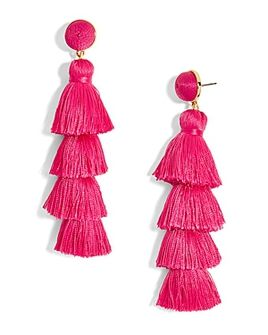 Baublebar Gabriela Tiered Tassel Earrings