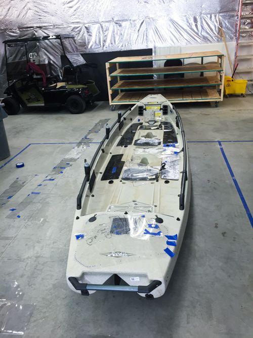 SC Wake SeaDeks a Hobie PA 17 | SeaDek Marine Products