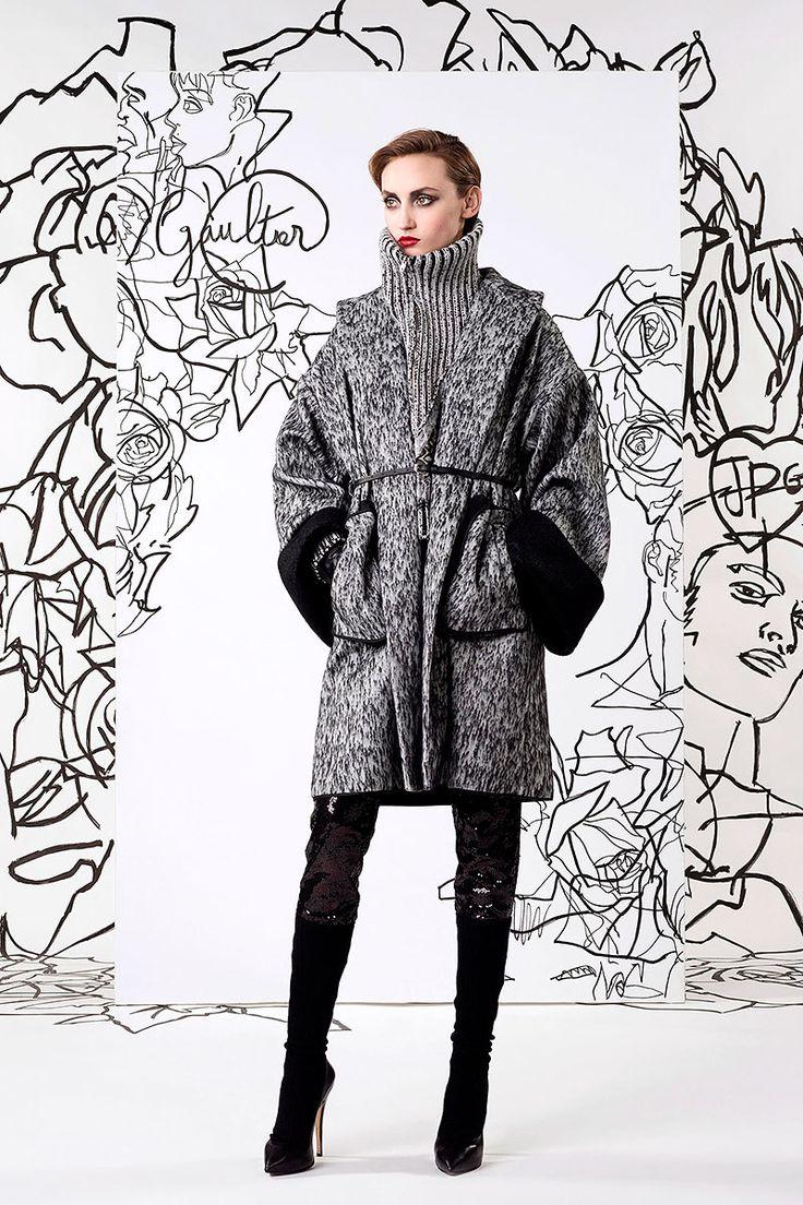 Jean Paul Gaultier - Prefall 2014