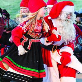 Høydepunkter på Julemarkedet - Norsk Folkemuseum