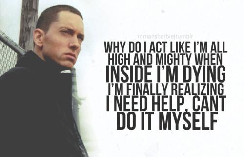 going through changes-Eminem