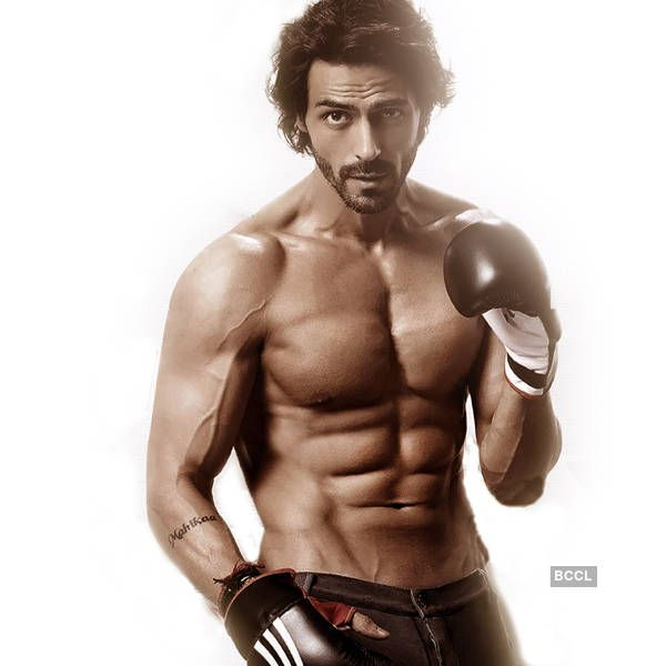 50 Handsome Hunks:100 years of Indian Cinema. Arjun Rampal. | Most handsome  actors, Indian male model, Handsome