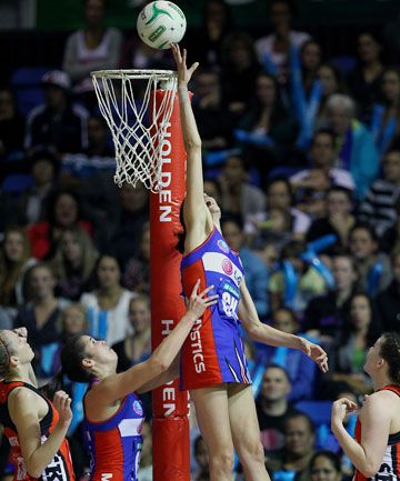 Calm down. Take a breath. The 'Harrison Hoist' was a non-event. On second glance, it is not likely to revolutionise netball and could end up being comparable to a flash-in-the-plan fashion craze.