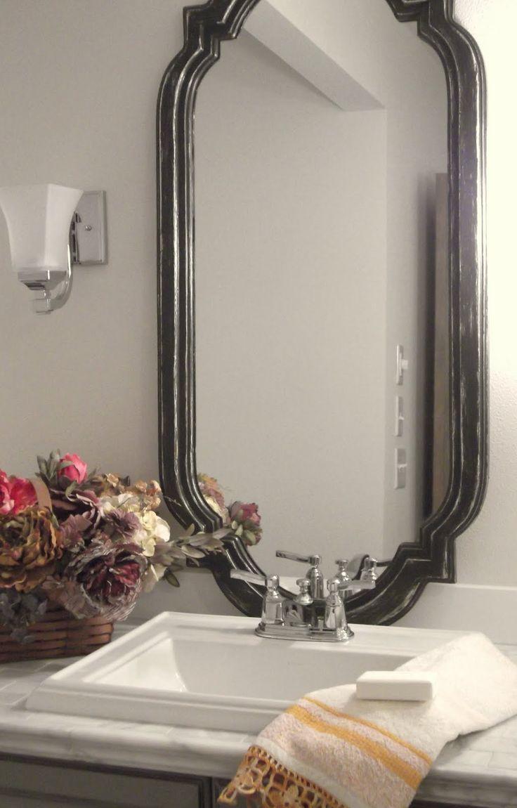 Williams sonoma home five panel beveled mirror - Williams Sonoma Home Five Panel Beveled Mirror Bathroom Mirror Download