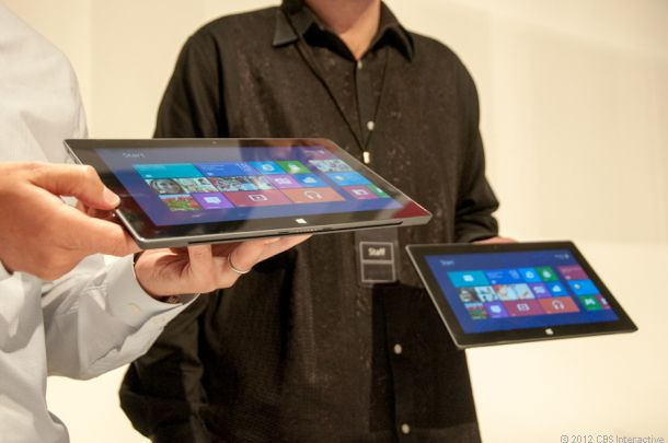 Oops! Microsoft outs Surface RT prices, starting at $499